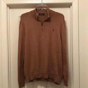 Polo Ralph Lauren Zip Knit Sweater